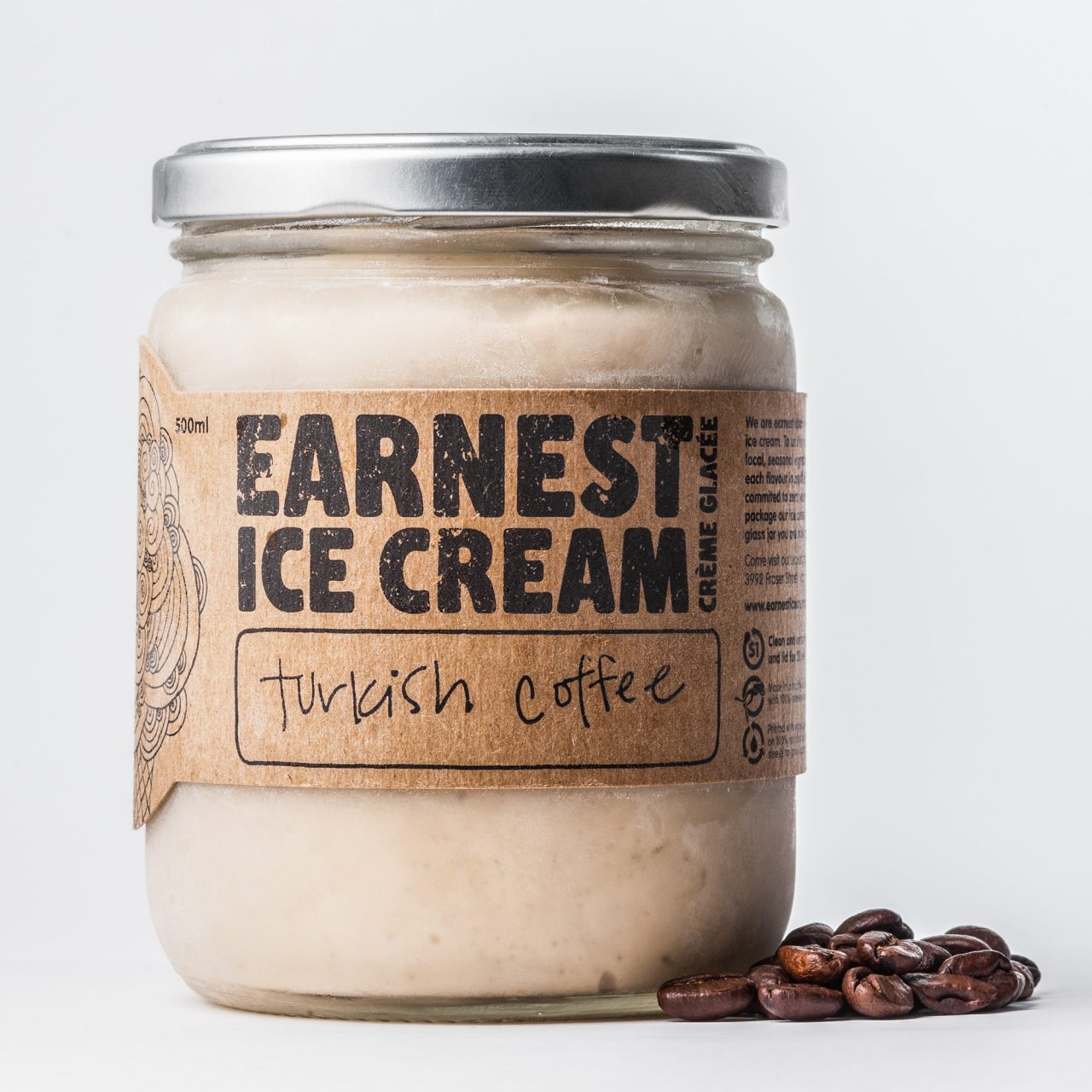 Earnest Ice Cream Vancouver Food Photographer